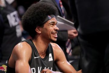 Dec. 21, 2017 - Source: Abbie Parr/Getty Images North America Jarrett Allen